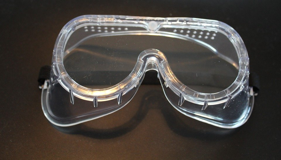 Protection Accident Prevention Safety Goggles