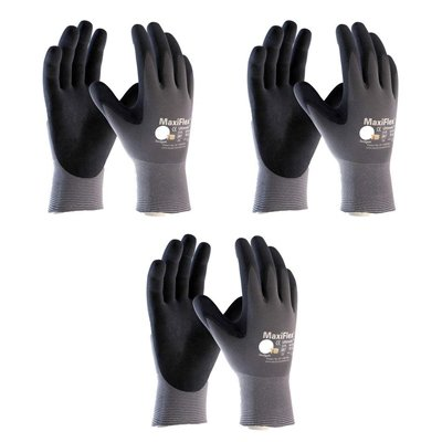 MaxiflexUltimate Nitrile Grip Work Gloves